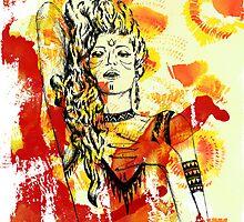 Tribal Beauty 2 by KatyaZorin