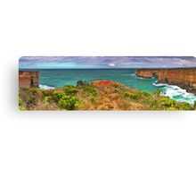 Shipwreck Coast Pano. Canvas Print
