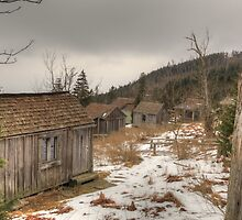 Mount LeConte Lodge by Douglas McPherson