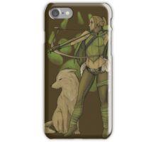 Hunter Druid iPhone Case/Skin