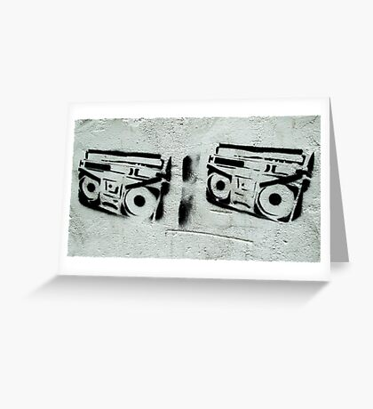 Tape to Tape Greeting Card