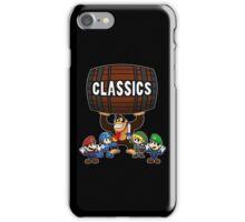 Classics iPhone Case/Skin