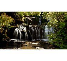 Purakaunui Falls, The Catlins Photographic Print