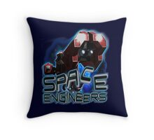 Space engineers! Throw Pillow