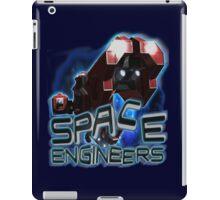 Space engineers! iPad Case/Skin