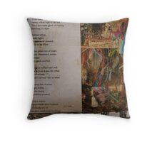 WILD WEST PANTS PARTY ' PLASTIC LANDSCAPE 10 Throw Pillow