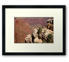 The Grand Grand Canyon - Southern Rim - 2 © Framed Print