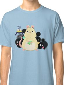 Mouse and bird from Spirited Away. Classic T-Shirt