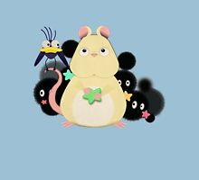 Mouse and bird from Spirited Away. T-Shirt