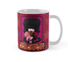 I Drink Coffee for Breakfast Mug