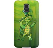 Saint Patrick's Day Turtle Samsung Galaxy Case/Skin