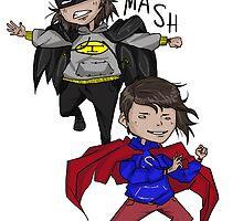 Hardcore superstar by mashstash
