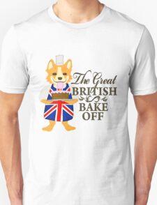 The great british bake off. T-Shirt
