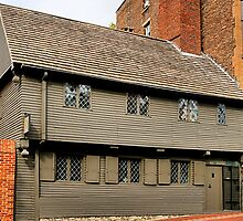 Paul Revere House by djphoto