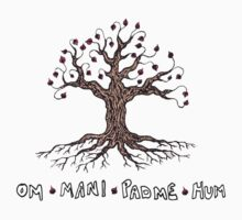Om Tree by canimate