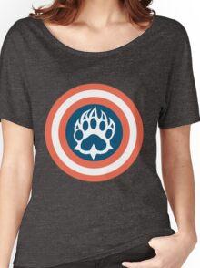 Captain Bear Women's Relaxed Fit T-Shirt