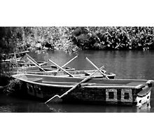Row Your Boat Photographic Print