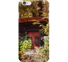 mountain pass lonelyness iPhone Case/Skin