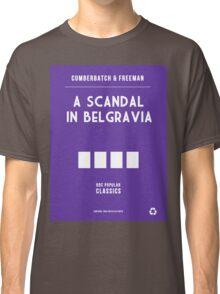 BBC Sherlock - A Scandal in Belgravia Minimalist Classic T-Shirt