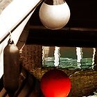 White Buoy, Red Buoy. by ThePigmi