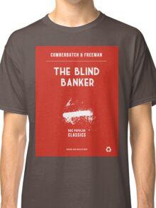 BBC Sherlock - The Blind Banker Minimalist Classic T-Shirt