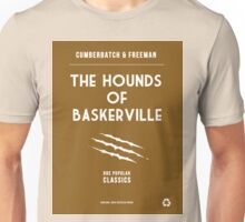 BBC Sherlock - The Hounds of Baskerville Minimalist Unisex T-Shirt
