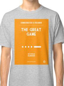 BBC Sherlock - The Great Game Minimalist Classic T-Shirt
