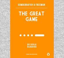 BBC Sherlock - The Great Game Minimalist Unisex T-Shirt