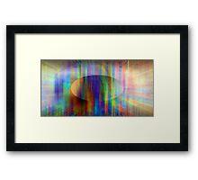 Inertia Framed Print