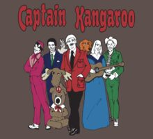 Captain Kangaroo by BUB THE ZOMBIE