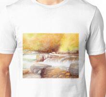 East Lyn river Unisex T-Shirt