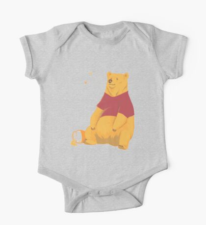 Pooh at the Zoo One Piece - Short Sleeve