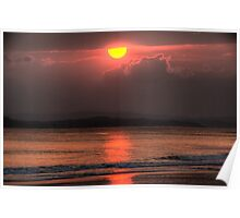 Havelock Sunset 2 Poster