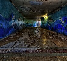 Light at the end of the tunnel by inkedsandra