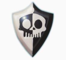 Sir Dan's Shield. One Piece - Long Sleeve