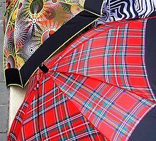 Sarlat Umbrellas by triciamary