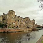 Newark Castle by JJsEscape