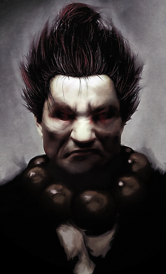 Old and Angry by orioto