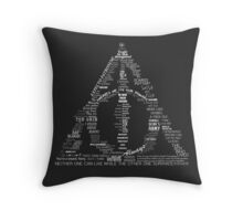 You're a wizard, Harry - White Version Throw Pillow