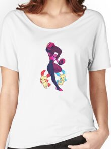 Pokemon Trainer Garnet Women's Relaxed Fit T-Shirt