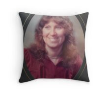 For the Younger Years Challenge Throw Pillow