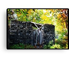 magical scenenary Canvas Print