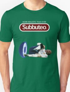 Subbuteo - More realistic than ever T-Shirt
