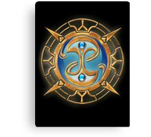The Guild Seal (Fable) Canvas Print
