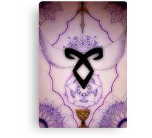 The Mortal Instruments Canvas Print