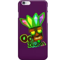'OOBIDIGAH' iPhone Case/Skin