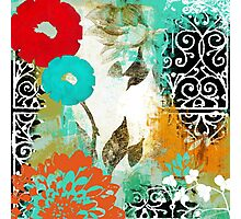 Bali I Abstract Collage Fine Art Photographic Print