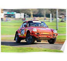 Tuthill Porsche Safari 911 Poster