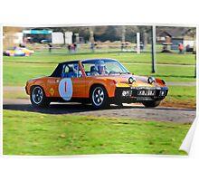Porsche 914-6 Poster