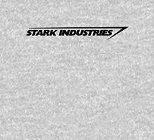 Stark Indus. Black Unisex T-Shirt